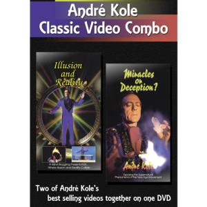 Classic Video Combo DVD case cover