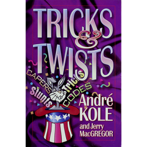 Tricks and Twists book cover