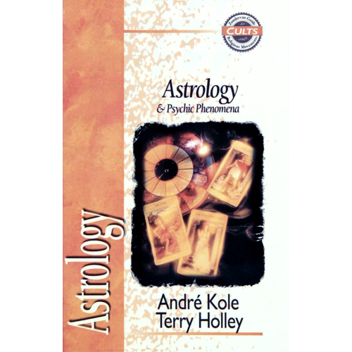 Astrology book cover