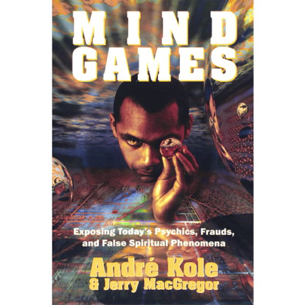 Mind Games book cover