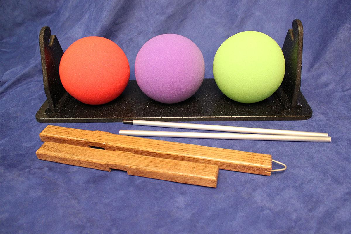 Three Ball Illustration - large - parts